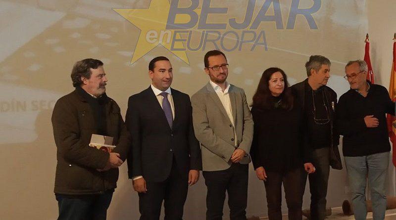 La Junta muestra las intervenciones en El Bosque de Béjar en una exposición sensorial que se abre hoy en el Museo de Salamanca