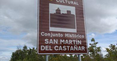 Diputación señaliza los municipios conjuntos históricos en sus vías de acceso