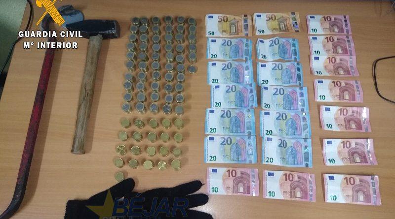 La Guardia Civil detiene a los responsables de un robo con fuerza en un bar de Zamora