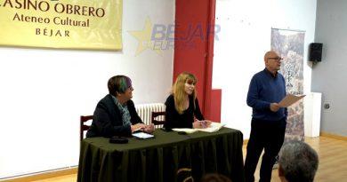 Acto de presentación de la biografía sobre Pedro Dorado Montero en el Casino Obrero