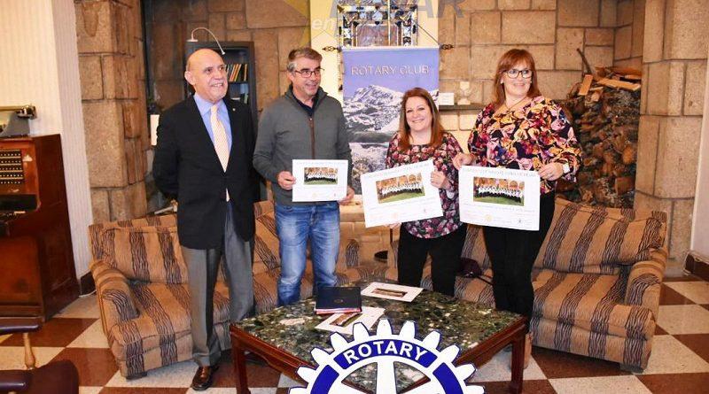 Presentado el concierto navideño del Rotary Club de Béjar