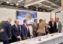 IMÁGENES | Béjar, presente en la firma del protocolo de colaboración entre ROTAN2 y Ruta Vía de la Plata