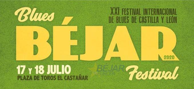 Blues Béjar Festival 2020