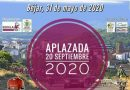 La VII Marcha Bedelalsa se pospone para el 20 de septiembre