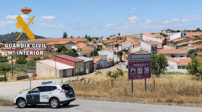 La Guardia Civil detiene a los supuestos autores de un robo con violencia ocurrido en 2017