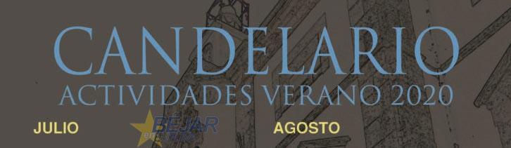 Actividades culturales Verano 2020 en Candelario