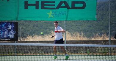 III torneo de apertura del circuito IBP y el XVIII Open Nacional de Tenis Ciudad de Béjar