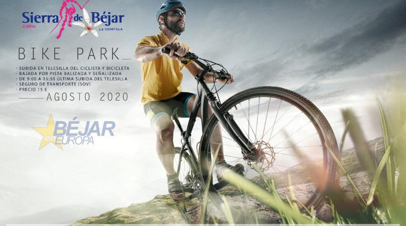 Abierto el Bike-Park de La Covatilla