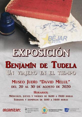 Exposición del artista tudelano Jesús Álava Sesma en el museo Judío