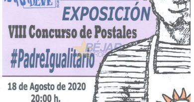 Exposición del VIII Concurso de Postales 'Padre Igualitario', aplazada por el Estado de Alarma