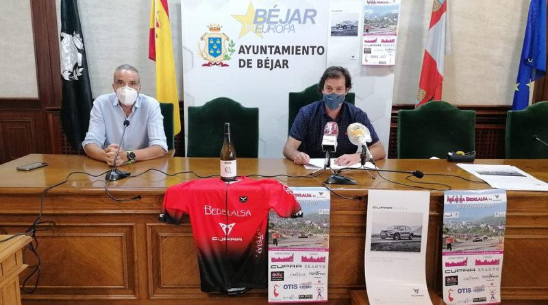 Presentada la VII Marcha Cicloturista Bedelalsa - Cronoescalada a La Covatilla