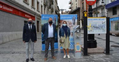 El Ayuntamiento ha adquirido 15 dispensadores automáticos de gel desinfectante de manos