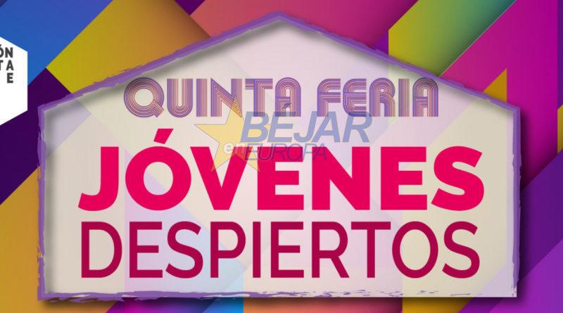 La Diputación impulsa este sábado una edición virtual de la Feria 'Jóvenes Despiertos'