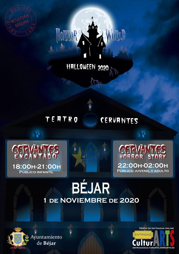 Especial Halloween en el Teatro Cervantes
