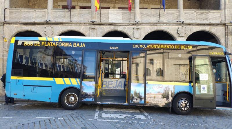 Autobus Urbano Béjar