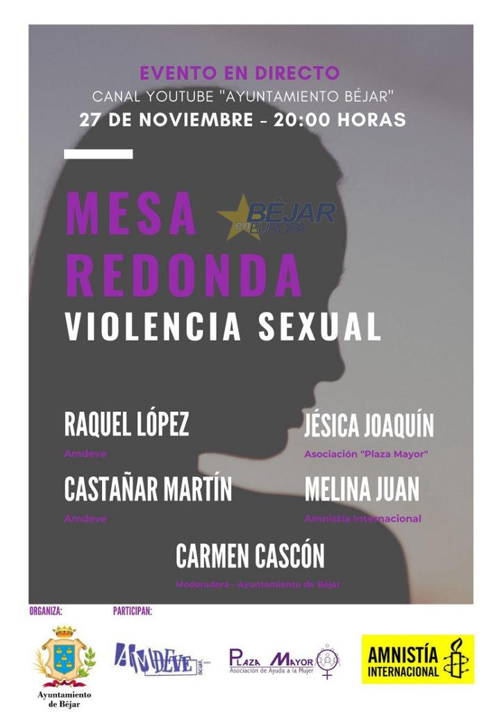 Actos por el Día Internacional por la eliminación de la Violencia de Género