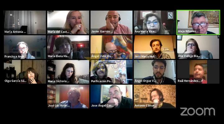 VÍDEO | El Pleno retira la confianza a Martín Vázquez (PSOE) con los votos de PP y TAB