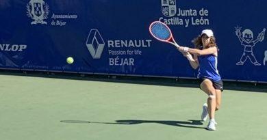 Llegan las semifinales en el XIX Open Ciudad de Béjar