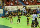El Atlético Guardés, con la bejarana Ángela Nieto, se estrena con solvencia en la Liga Guerreras Iberdrola