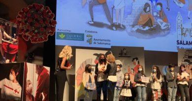 El alumnado del CC María Auxiliadora de Béjar, Premio a la Solidaridad Infantil de Cruz Roja