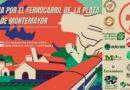 Marcha y concentración para reivindicar el ferrocarril por la Vía de la Plata